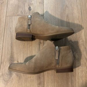 SALE⚡️ Franco Sarto Kingston Double Zipper Booties